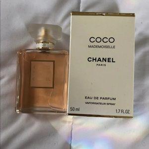 Chanel coco mademoiselle 1.7 oz spray